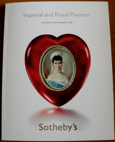 Imperial and Royal Presents. Sothebys, London